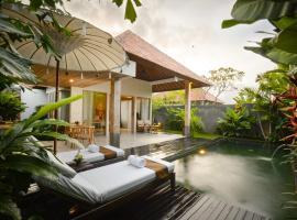Purana Boutique Resort, hotel near Rudana Museum, Ubud