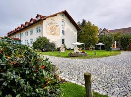 Hotel Linderhof, hotel in Erfurt