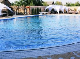 Hotel Timosha, hotel with jacuzzis in Rostov on Don