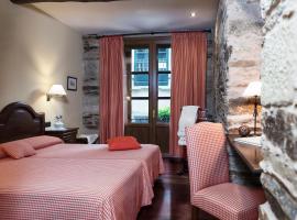 Hotel Rua Villar, отель в городе Сантьяго-де-Компостела