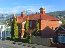 Edinburgh Gallery Bed & Breakfast, B&B in Hobart