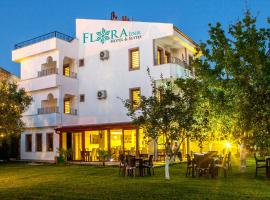 Flora İznik Hotel & Suites, отель в городе Изник