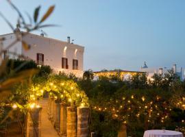Masseria Torre Coccaro, golf hotel in Savelletri di Fasano