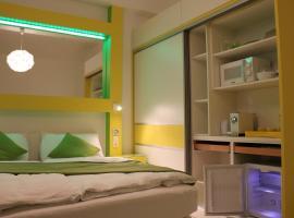 CH-Hotel Luka, zasebna nastanitev na Dunaju