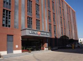 Jinjiang Inn Select Shanghai International Tourist Resort Chuansha Subway Station, hotel near Shanghai Pudong International Airport - PVG, Shanghai