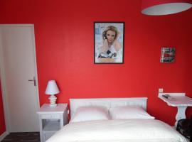 Hotel Du Centre, hôtel à Hagondange près de: École de ski d'Amneville