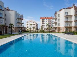 Apart Hotel Imeretinskiy - Zapovedniy Kvartal, hotel in Adler