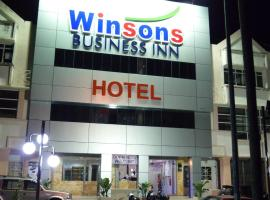 Winsons Business Inn, hotel in Bukit Mertajam