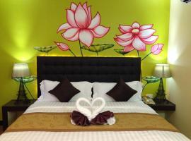 Heritage Tropical Resort, hotel in Nakhon Si Thammarat