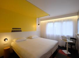 Hôtel ibis Styles Auxerre Nord、オセールのホテル