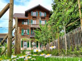 Edelweiss Lodge, hotel in Wilderswil