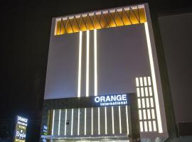 Hotel Orange International, hotel in Surat