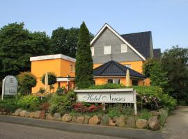 Hotel Neuses, Hotel in Cuxhaven