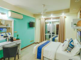 Somerset Inn, hotel v mestu Male City
