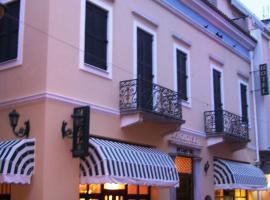 Hotel Byzantino, hotel in Patra