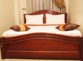 KK Trust Hotel, hotel in Kampala