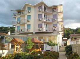 Hotel Morski Dar, hotel Kranevóban