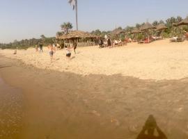 Nemasu Eco-lodge, resort in Gunjur