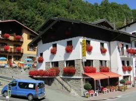 Hotel Punta Cian, hotel in Valtournenche