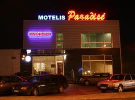 Motel Paradise, motel in Vilnius