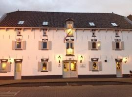 Hotel De Gravin, hotel in s-Gravenzande