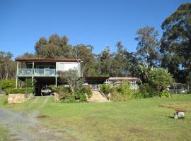 Bournda Retreat, hotel near Mandeni Family Fun Park, Merimbula