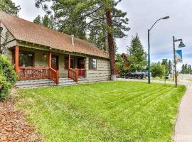 Heavenly Ski Run Cottage, casa o chalet en South Lake Tahoe