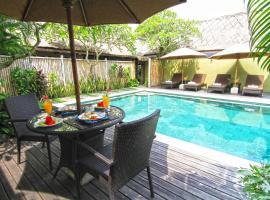 Kubu Kedungu Villas, hotel near Tanah Lot Temple, Tanah Lot