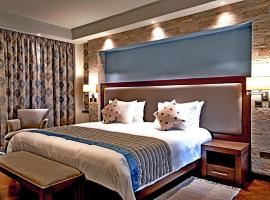 Magna Hotel and Suites, hotel in Nairobi