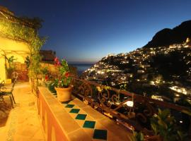 Princely Houses, hotel with jacuzzis in Positano