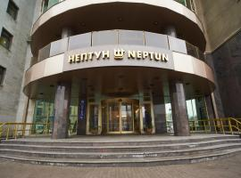 Neptun Hotel, hotel near Vitebsky Train Station, Saint Petersburg