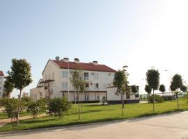 Imeretinskiy Apartment Golubaya 15, отель в Адлере, рядом находится Керлинговый Центр Ледяной Куб
