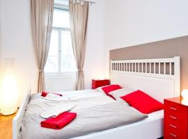 Budget Apartment, hostel in Praag