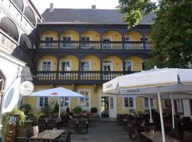 Apart-Hotel Heiligenthaler Hof, Hotel in Landau in der Pfalz