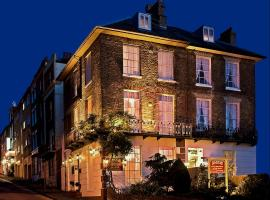 Castle House Guest House, hotel in Dover
