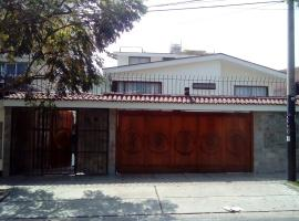Hospedaje La Anita, self catering accommodation in Lima