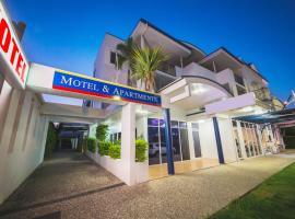 Cosmopolitan Motel & Serviced Apartments, hotel near Rockhampton Airport - ROK,
