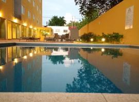 Misol-Ha Hotel Mérida, hotel near Star Medica Clinic, Mérida