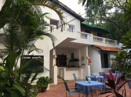 Oceanic Hotel, country house in Palolem