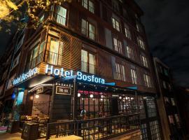 Hotel Bosfora, hotel in Besiktas, Istanbul