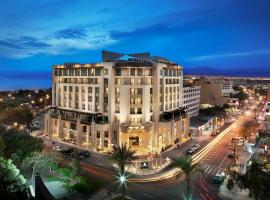 DoubleTree by Hilton Hotel Aqaba, accessible hotel in Aqaba