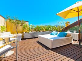 Cas Ferrer Nou Hotelet, отель в Алькудии