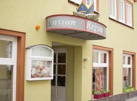 Pension Regina - Inh. Monique Kluge, Hotel in Gotha