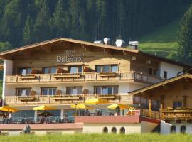 Hotel Ritterhof, hotel in Ellmau
