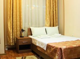 Hotel Tsaritsinsky, hotel near Tsaritsyno Metro Station, Moscow