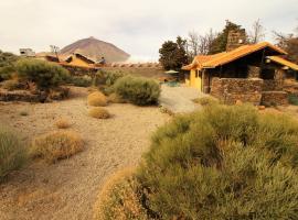 Casa Tajinastes del Teide, cabin in Las Cañadas del Teide