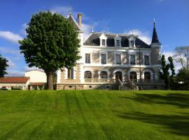Eclosion Château Hôtel & Restaurant, hôtel à Saint-Paul-en-Jarez près de: EMLYON Campus Saint-Etienne