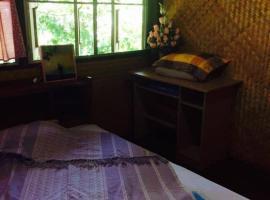 Uncle Aod Home, hotell sihtkohas Mae Hong Son