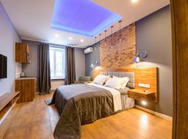 Partner Guest House Baseina, апартаменти у Києві