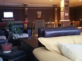 Tac Hotel, hotel in Edirne